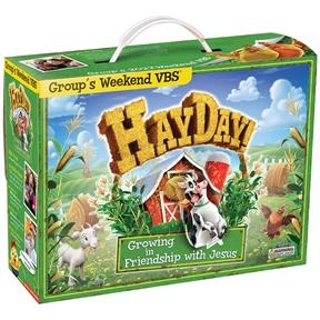 HayDay VBS Starter Kit