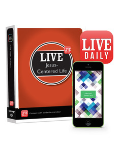 LIVE Jesus-Centered Life