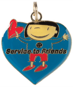 FaithWeaver Friends Service to Friends Keys