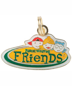 FaithWeaver Friends Logo Keys