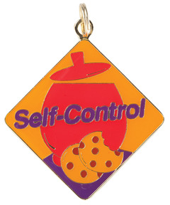 FaithWeaver Friends Fruit of the Spirit Keys - Self-Control