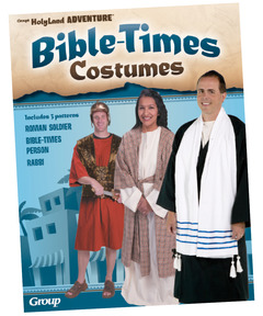Bible Times Costume Pattern Pack