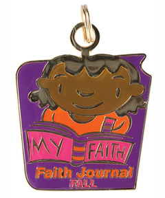 FaithWeaver Friends Faith Journal Key - Fall