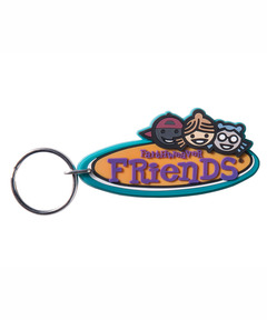 FaithWeaver Friends Key Chain
