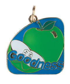 FaithWeaver Friends Fruit of the Spirit Keys - Goodness - Spring