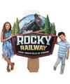 Rocky Railway Logo Display