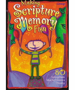 Making Scripture Memory Fun