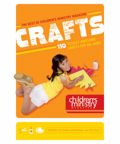 The Best of Children's Ministry Magazine: Crafts (pdf download)