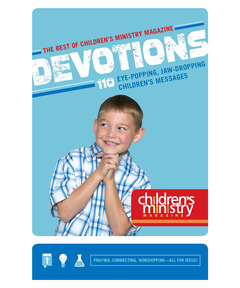 The Best of Children's Ministry Magazine: Devotions (pdf download)