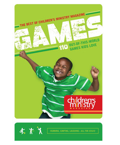 The Best of Children's Ministry Magazine: Games (download)