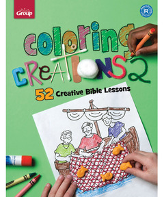 Coloring Creations 2 (pdf download)