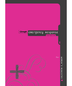 Emergency Response Handbook for Women's Ministry (download)