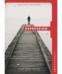 Group's Emergency Response Handbooklet: Depression (download)