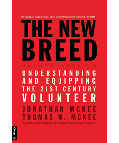 The New Breed: Second Edition: Understanding and Equipping the 21st Century Volunteer (download)