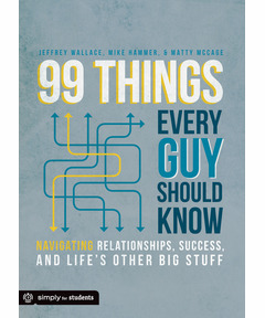 99 Things Every Guy Should Know