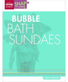Bubble Bath Sundaes (pdf download)
