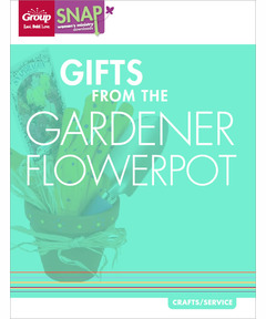 Gifts From the Gardener Flowerpot (pdf download)