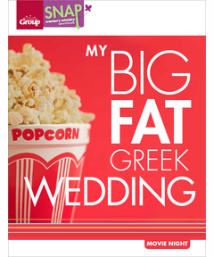 My Big Fat Greek Wedding Movie Night (pdf download)