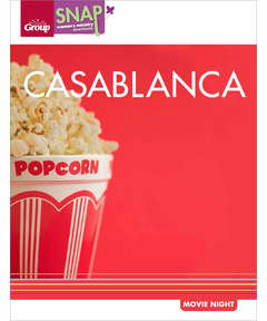 Casablanca Movie Night (pdf download)