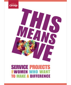 This Means Love Service Project Kit