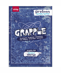 Grapple Preteen Sunday School Pak Volume 2 (Winter)
