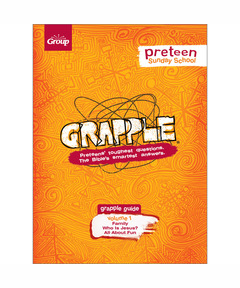 Grapple Preteen Sunday School Pak Volume 1 (Fall)