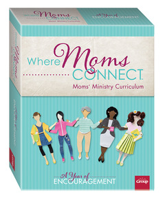 Where Moms Connect: A Year of Encouragement Kit