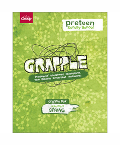 Grapple Preteen Sunday School Pak Volume 3 (Spring)
