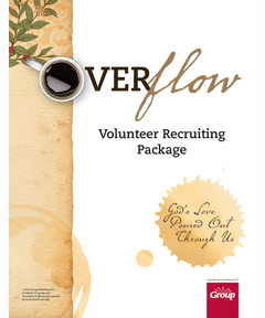 Overflow! Volunteer Recruiting Package (download)