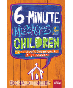 6-Minute Messages for Children (download)
