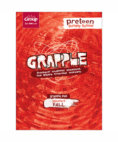 Grapple Preteen Sunday School Pak Volume 5 (Fall)