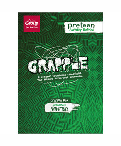 Grapple Preteen Sunday School Pak Volume 6 (Winter)