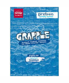 Grapple Preteen Sunday School Pak Volume 8 (Summer)