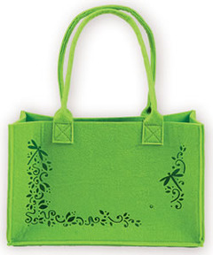 Garden Getaway Tote Bag