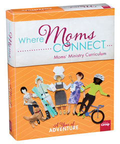 Where Moms Connect: A Year of Adventure Kit