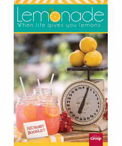 Lemonade Memory Booklet