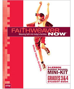 FaithWeaver NOW Mini-Kit - Grades 3 & 4 Additional Student Books - 10 pack