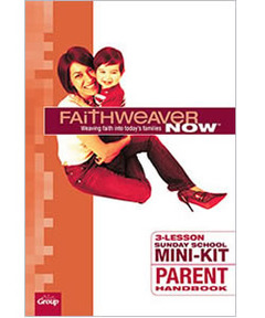 FaithWeaver NOW Mini-Kit - Additional Parent Handbooks (5-Pack)
