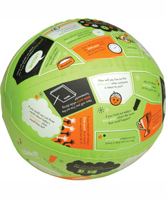 Throw & Tell® Life-Application Ball