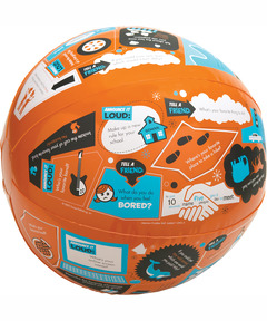 Throw & Tell® Attention-Grabber Ball