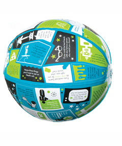 Children's Ministry Throw & Tell® Ball: All About Me