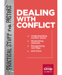 Practical Stuff for Pastors: Dealing With Conflict