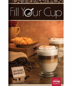 Fill Your Cup Memory Booklets
