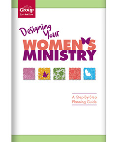 Designing Your Women's Ministry (pdf download)