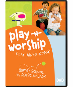 Play-n-Worship for Preschoolers DVD