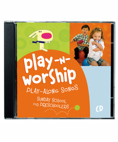 Play-n-Worship: Play-Along Songs for Preschoolers (CD)