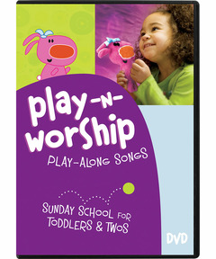 Play-n-Worship: Play-Along Songs for Toddlers & Twos DVD