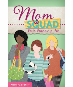 Mom Squad Memory Booklets