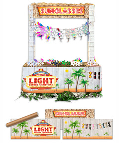 'Twas the Light Sunglasses Stand Poster Pack