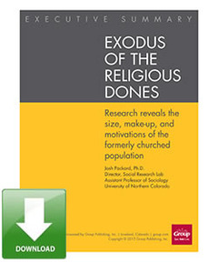 Exodus of the Religious Dones (download)